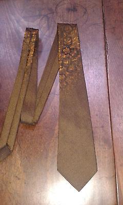 """Fab vintage """"Grenville"""" 1950/60's skinny tie."""