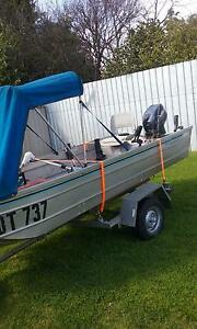 Hunter aluminium boat Irymple Mildura City Preview