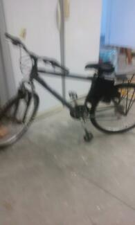 MAVERN BICYCLE  WITH REAR SEAT VERY GOOD CONDITION. Sylvania Sutherland Area Preview