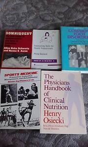 Medical books Sandy Bay Hobart City Preview
