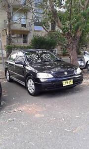 2004 Holden Astra hatchback Ashfield Ashfield Area Preview