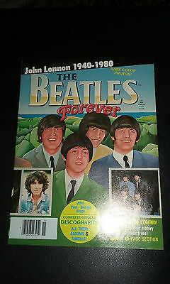 1978 THE BEATLES FOREVER MAGAZINE - 16TH ANNIVERSARY COLLECTOR'S EDITION tape cd