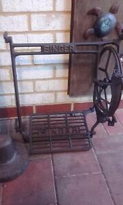 Treadle from Singer sewing machine  good condition Rockingham Rockingham Area Preview