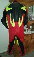 2 Piece Leather Track Day or Race Suit Port Macquarie 2444 Port Macquarie City Preview
