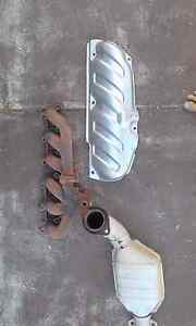 Ford  Ba bf xr6 exhaust system Belmont Belmont Area Preview
