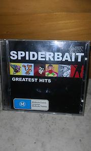 Spiderbait greatest hits album Carey Bay Lake Macquarie Area Preview