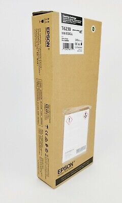 Epson T6230 Cleaning Cartridge Stylus Pro Gs6000 T6230 Expires May 2021 New