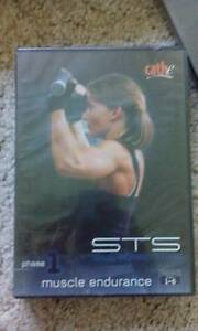 DVDs Strength Training System Eight Mile Plains Brisbane South West Preview