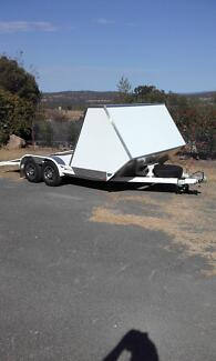 Tandem Car Trailer Warwick Southern Downs Preview
