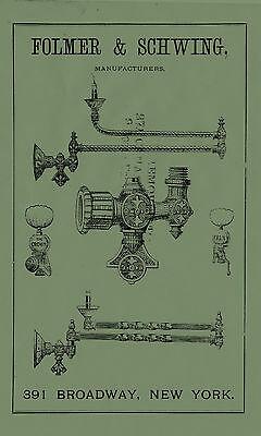 500 Antique Light Lamp Catalogs to choose from VANCE BENJAMIN EDISON O.C WHITE