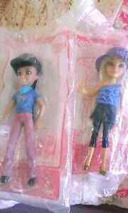 LIV DOLLS HAPPY  MEAL TOYS $2 EACH Macquarie Fields Campbelltown Area Preview