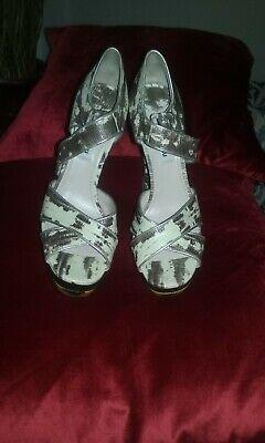 MIU MIU Mary Jane authentic  Shoes Sz US 8.5  price is a give (Miu Miu Price)