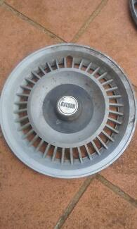 Datsun orig Wheel Cover Trim   Melb
