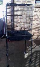 Large bird cage and stand St Clair Penrith Area Preview
