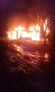 Fire destroys home family of 7 in need of clothes