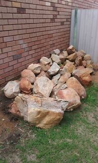 Landscaping rocks Coogee Cockburn Area Preview