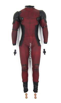 1/6 Scale Toy Deadpool 2 - Male Base - Deadpool Bodysuit