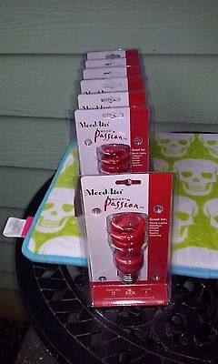 Mood Lites Energy Savers Color Halloween Blood Red 13 Watts Life 8,000 Hours
