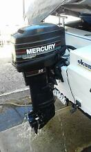 25hp Mercury seapro Westmeadows Hume Area Preview