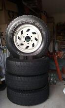 Rims and tyres Mount Cotton Redland Area Preview