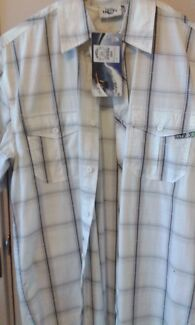 BRAND NEW MENS SHIRT PIPING HOT SIZE  S!! Macquarie Fields Campbelltown Area Preview