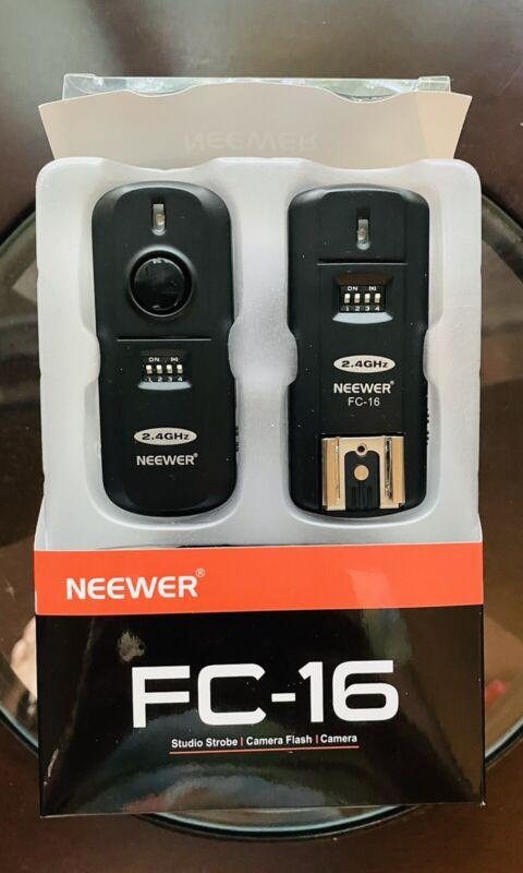 Neewer FC-16 Studio Strobe Camera Flash