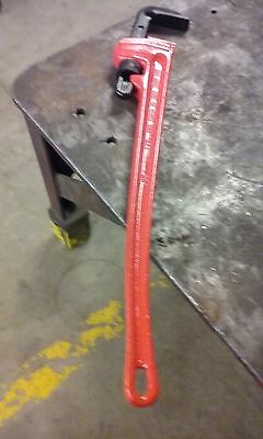 Ridgid 36 Curved Handle Pipe Wrench
