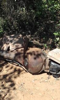 Nissan Patrol front diff.. location Townsville