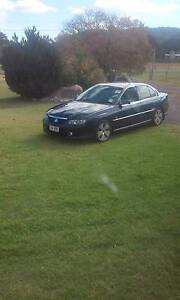 2004 Holden Calais Sedan VZ Stanthorpe Southern Downs Preview
