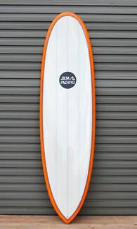 Mini Mal 6'10 -TRIPLE STRINGER - FREE SHIPPING Brisbane City Brisbane North West Preview