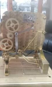 Mantel clock. Riverside West Tamar Preview