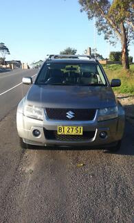 2007 Suzuki Grand Vitara Cameron Park Lake Macquarie Area Preview