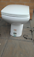 Water mark toilet