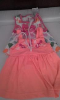 Baby Girl Size 0000 summer bundle