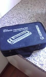 Harmonica set for sale Mosman Park Cottesloe Area Preview