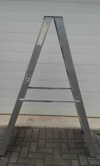 Aluminium Ladder ABILITY Domestic Rated 120Kgs, 1.8M, AB10007