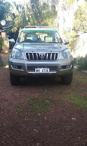 2003 Toyota LandCruiser Wagon Furnissdale Murray Area Preview