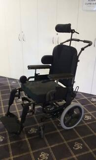 Quickie IRIS tilt in space wheelchair South Yarra Stonnington Area Preview