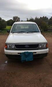 1998 Ford Courier Ute $1200 or swap for Toyota carolla Moonta Copper Coast Preview