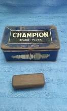 Champion spark plug tins Parafield Gardens Salisbury Area Preview