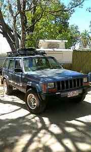 Jeep cherokee 1999 xj Darwin CBD Darwin City Preview