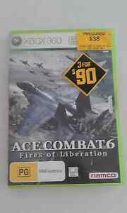 Ace Combat 6 for XBOX 360 Prospect Prospect Area Preview