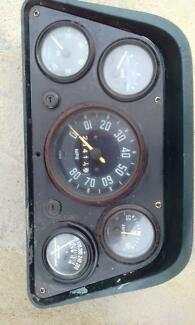 Dodge AT4 Instrument Panel