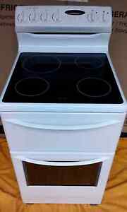 Ceramic Top Stove with Fan Forced Oven Chef 3 Years Old Sutherland Sutherland Area Preview