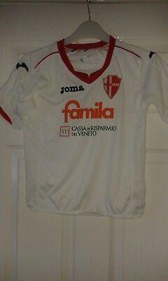 Boys Football Shirt - Calcio Padova - Joma - Home 2011-12 - Italy Club Side  image