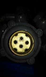 marine oil cooler/heatexchanger
