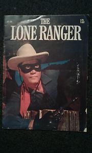 The Lone Ranger, rare issue Carrara Gold Coast City Preview