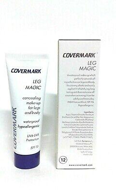COVERMARK LEG MAGIC FONDOTINTA PER GAMBE E CORPO N.12 50 ML