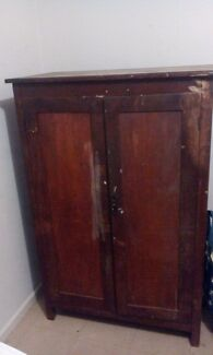 Colonial pantry cupboard with original door handle. Kwinana Town Centre Kwinana Area Preview