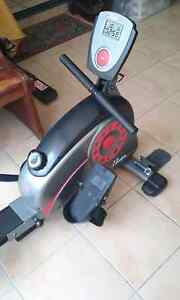 Exercise Rowing Machine. Mackay Mackay City Preview